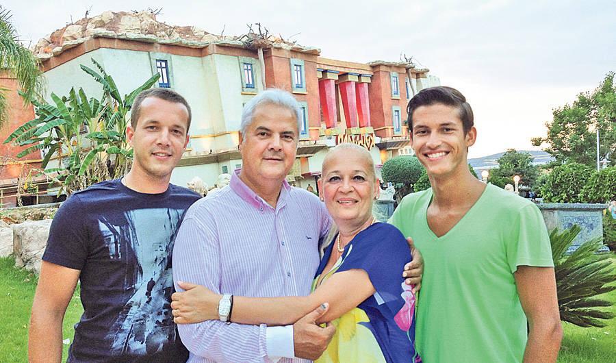 familia nastase