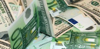 bani - dolari - euro