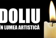 doliu in lumea artistica