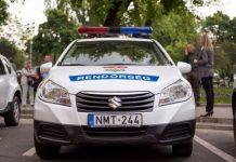 rendorseg - Politia din Ungaria