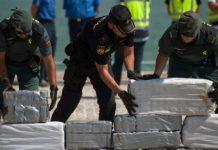 captura droguri spania